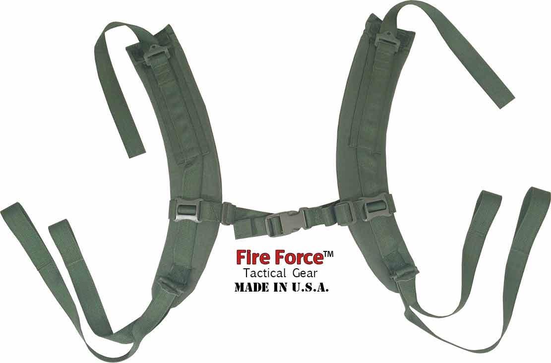 ALICE pack Shoulder Strap item #8008 made in USA