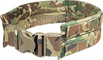 Padded MOLLE Belt with 3 point Cop-Lock Buckle