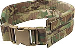 Padded MOLLE Belt with SR Buckle