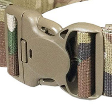 "3 Point Cop-Lock SR Buckle 2"" Dual Adjustable"