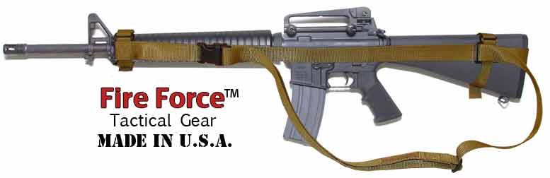 Special Operations Padded Sling for SAW M-249/M60